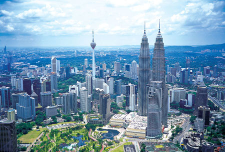 Is anyone focusing on Malaysia's Economic Growth ?